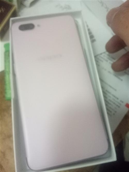 全新OPPOA5联通合约机全网通带保修卡粉色600不议价