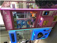 两个九成新娃娃机出售,有意者联系13398474580 、18408255376