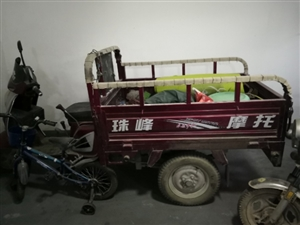 摩托三轮,九成新,低价转让,需要可随时看车,价格低廉