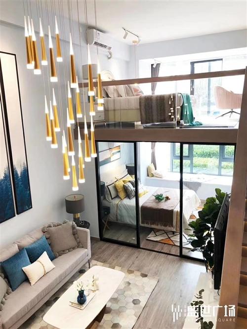南龙湖双地铁口公寓,单价5600起,首付5万