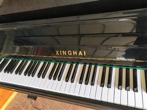 星海120钢琴,原价1.7万。现在直降一万,只要7000