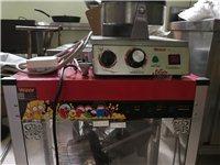 烤箱,爆米花机,蛋仔机,蛋包肠机等机器出售,九成新,价格面议。
