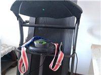 舒华跑步机。在南溪实体店买的,售后有保证,带甩脂机。电话15775950773