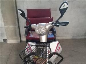 2018年8月份新买的宝岛电三轮,原为老人接送孩子用的(没用过几次),现接送孩子不需要了,一直在车棚...