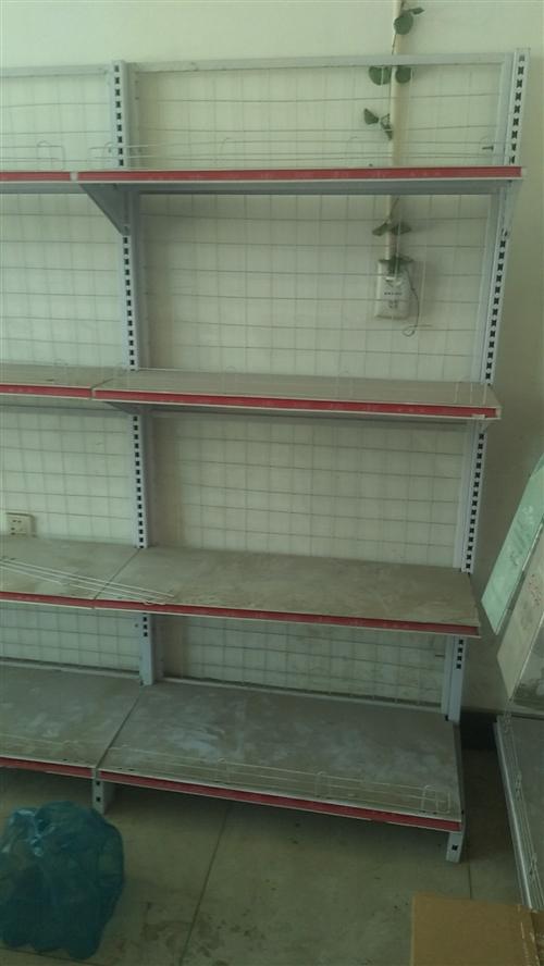 二手超市用货架,都是新的,没掉过低价处理
