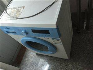 国美电器买的品牌9.9成新洗衣机只要你喜欢就卖,需要电话联系:18859526115 !