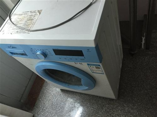 國美電器買的品牌9.9成新洗衣機只要你喜歡就賣,需要電話聯系:18859526115 !