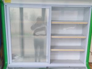 九成新展示柜,�ξ锟臻g��1米4。