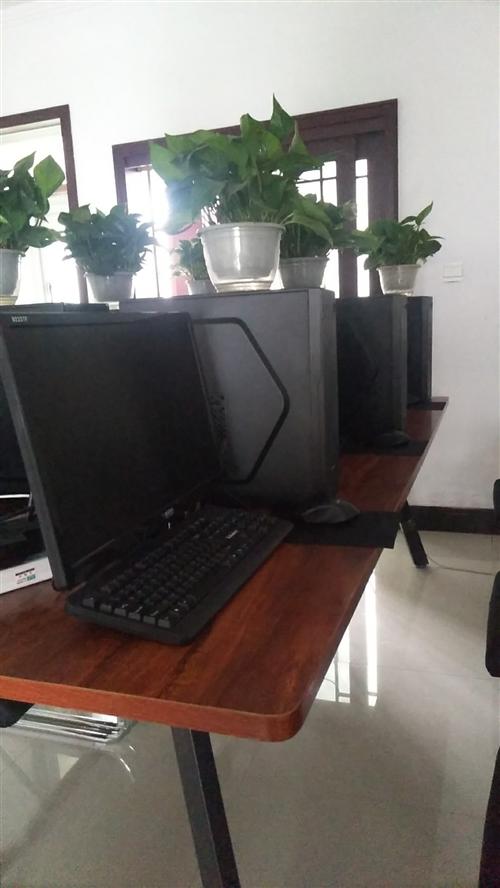 台式电脑低价出售,全新,有意面谈,电话:15237545366