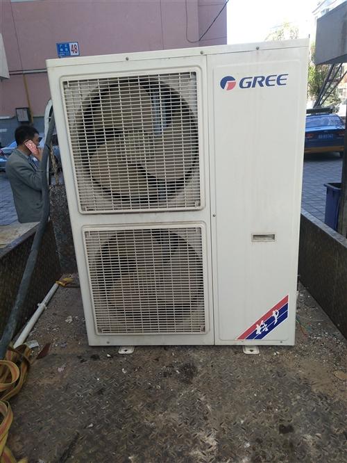 九成新格力中央空調!量大從優!安裝自費(收費標準跟新的差不多)空調保修5年!