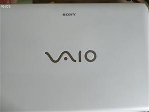 索尼SVE151E11T笔记本电脑Ⅰ5  3代4G內存120G固态硬盘独立显卡速度快不卡机出给有需要...