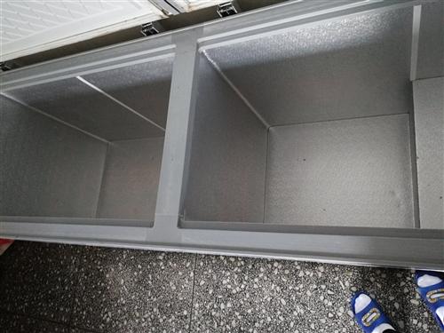 718升冰柜,双温,可冷藏冷冻