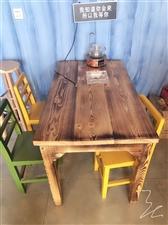 因店铺关闭各种桌椅板凳家具电器低价出售,五张桌子十五把椅子,质量好全新没用多久有意者联系