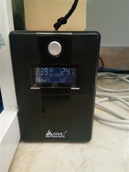 出售99.999成色600w穩壓電源 無任何問題,可放心購買本人誠實守信,出售600w穩壓電源,成色...