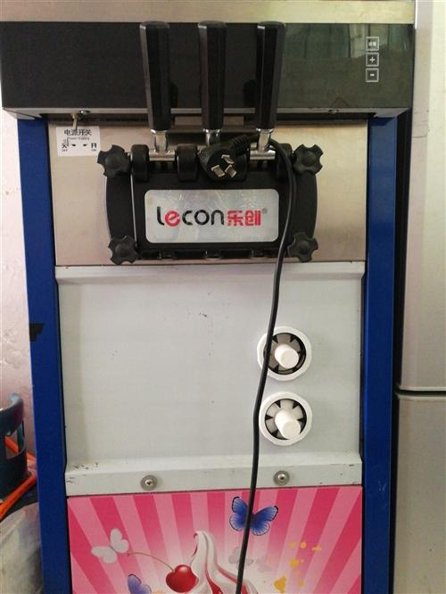 九成新冰淇淋机,因没精力做了,原价4080,现在低价出售,只售3000元。