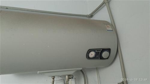 惠而浦热水器,成品三开门衣柜,方便安装,无破损。