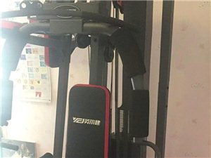 多功能组合健身器几乎全新现低价出售  2018年3月入手,买来总共用了两三次,原价两千八百多,现低...