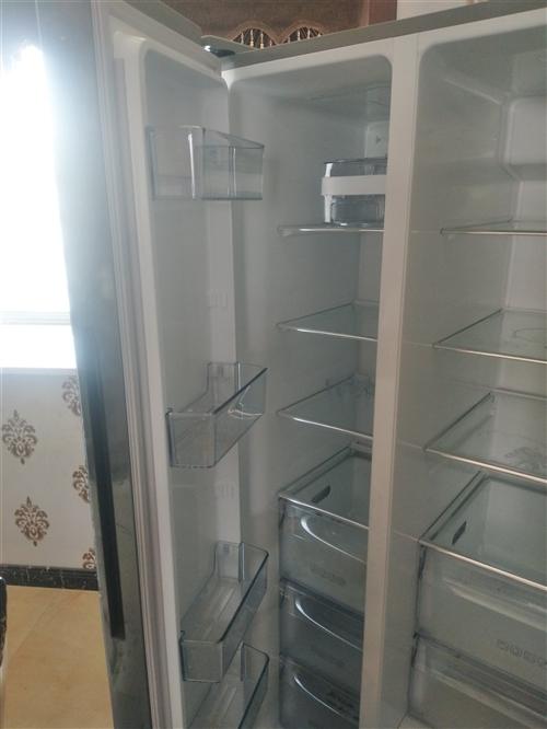 9.9成新冰箱,刚忙回来不到一个月,非诚勿扰