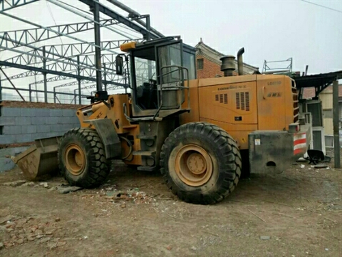 个人柳工铲车50临工30长臂出售去年装载机低价龙工九成新