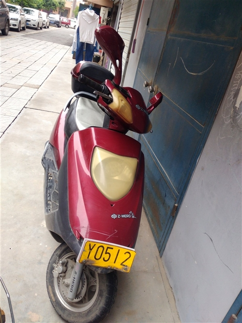 原装车现低价出售800元,车在合阳县城,有意者联系我17769168884