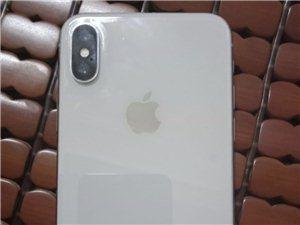 本人已经用的,苹果X,64G,