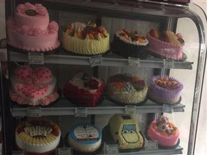 蛋糕店设备低价出售了