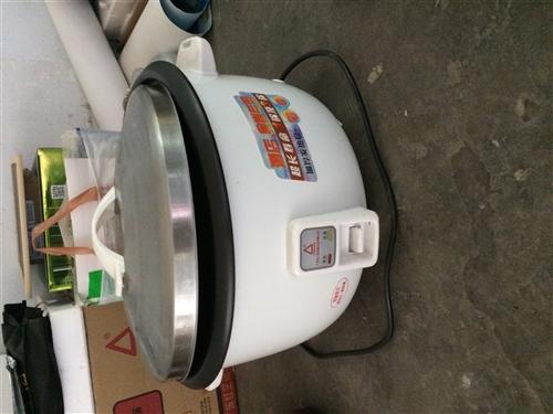 2500w电饭锅,9.9成新,用过两三次,蒸米饭用的