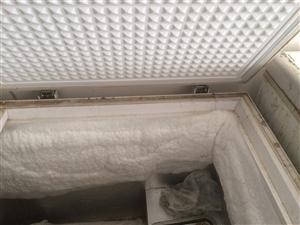 处理大冰柜两个,其中一个是双温。一直用着制冷效果好。