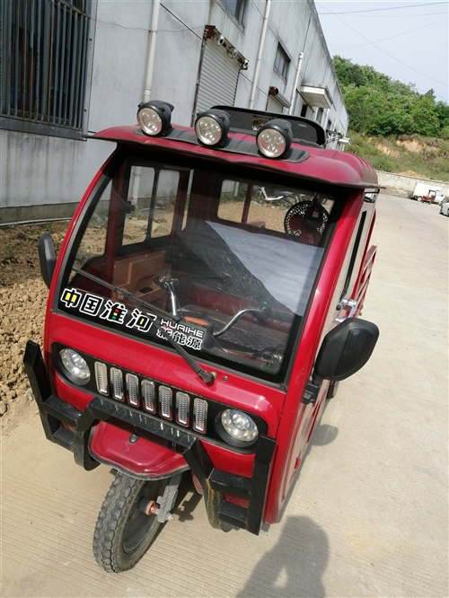 油電兩用三輪車,價格面議 非誠勿擾
