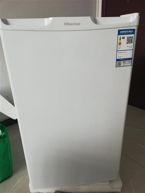 2018年10月買的海信冰箱,冷藏電冰箱,現在用不上了。