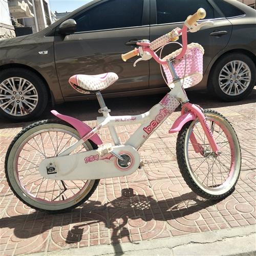 品牌童车低价出售,还带两个辅助轮,有需要的电话联系。