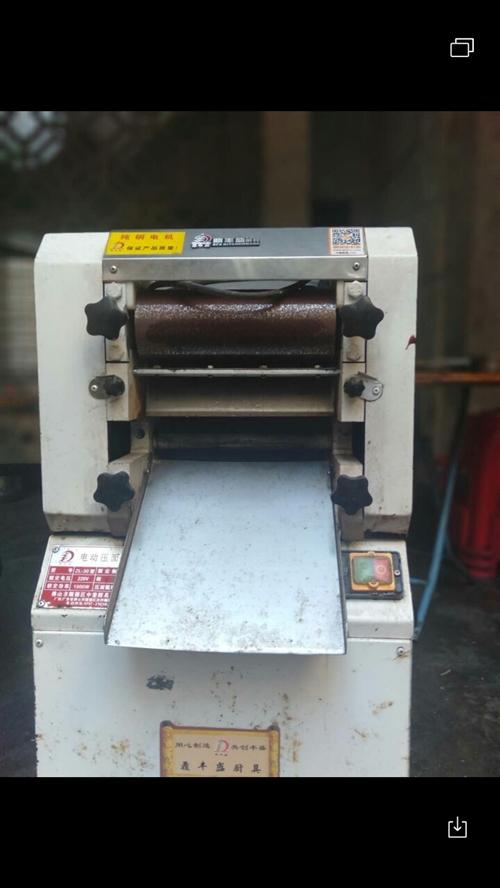 万奥品牌:燃气蒸炉+电动压面条机+搅拌机。8成新