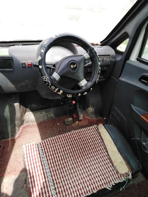 闲置一辆四轮电动车、开的有1年5个月, 低价出售需要的联系