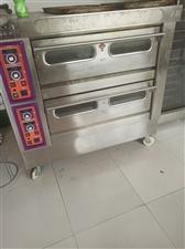 新南方双层烤箱,发酵箱,和面机,压面机,全部八成新,