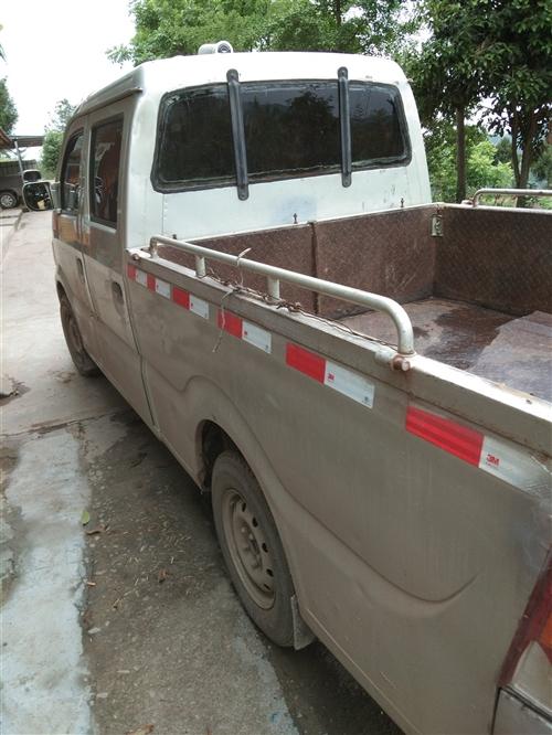 长安汽车星光小卡1029,车况良好,內有空调,后视,电视,车内整洁。无重大交通事故。