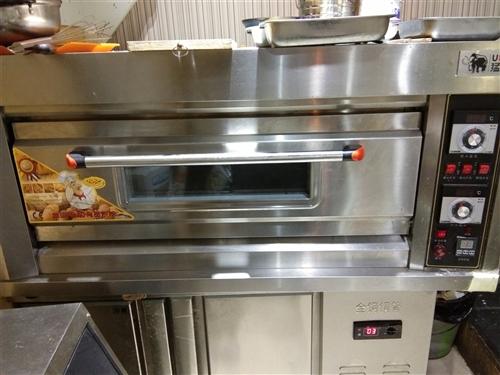 大烤箱,八成新