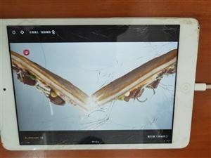 苹果平板电脑一台,有点刮花,运营状况良好,寻找有缘人!