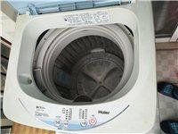 5公斤Haier洗衣機,8成新,可以正常使用,沒有維修過。