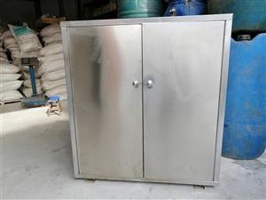 公司多订了不锈钢多用柜两个。全新,现转让,有意者电议。