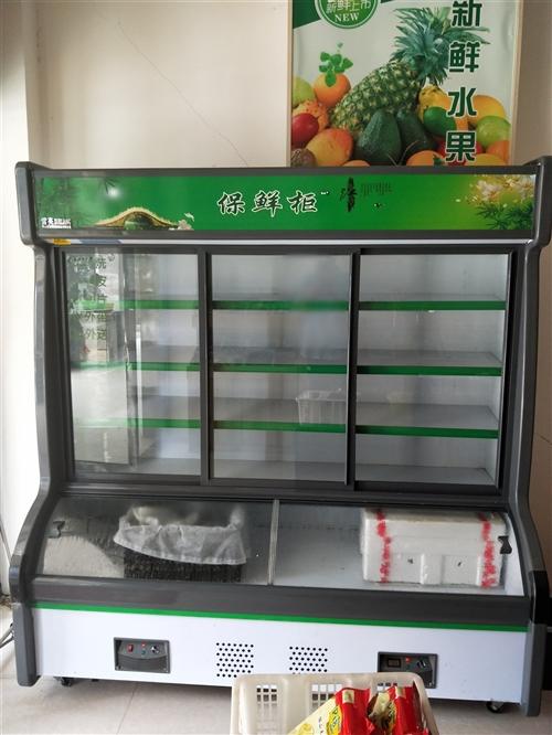 低价转让保鲜柜,1月份买的原价2880元现低价转让2000块钱。买来水果店保鲜用的冬天都没开过几乎全...