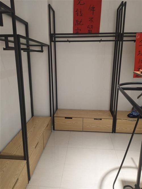 货架,可单卖,可套卖。打码机处理,可用于服装,价格便宜