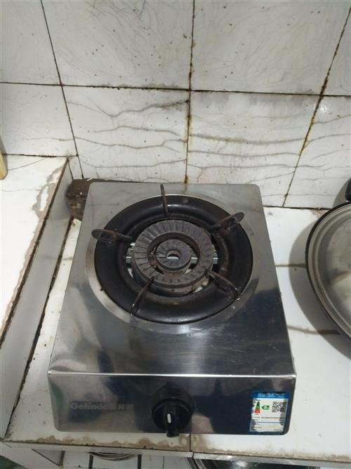 燃气灶煤气罐一起80,单买50一件。限金寨地区,看货后可送货上门。