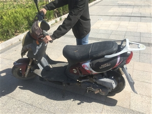 閑置摩托車,性能不錯