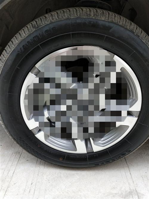 SUV 速达来轮胎225/60/17两个,4月份刚换的,本人想换静音胎现将这一对耐磨胎出售,一个26...