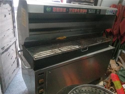 金沙国际网上娱乐1.5米型无烟烧烤机,真才用几天,百分百的九层新。有需要的老乡请联系。外加烤盒。