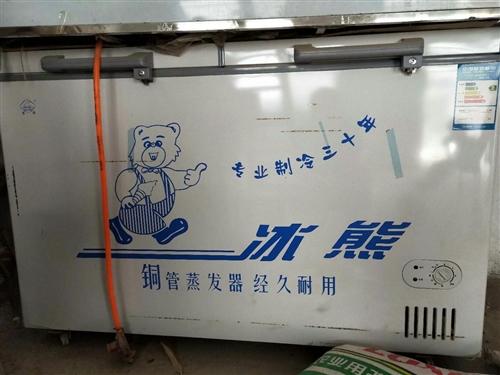 出售9.8成新 商用臥式冷柜  價格面議13839938128