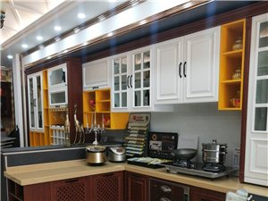 德洛尼全屋定制 实木复合橱柜  酒柜 可以分开买 样品柜 刚刚一年 质量非常好  需要的