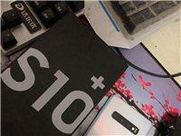 刚买一星期的三星S10+ 国行8加128G,同城交易! 带6个月碎屏险!!不习惯安卓系统,全新几乎没...