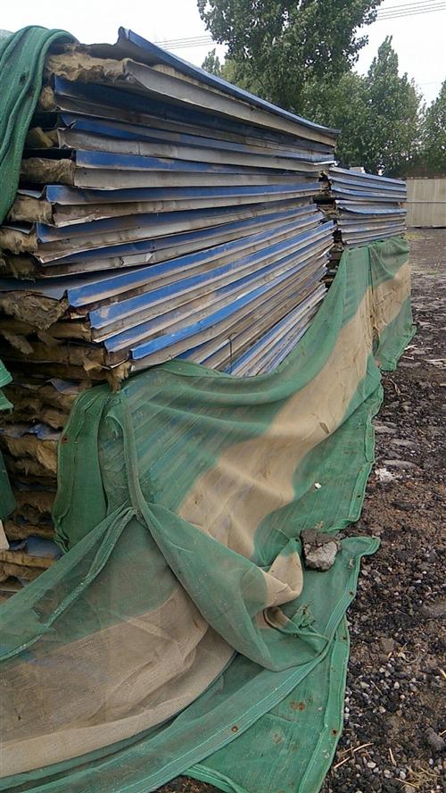 处理一批岩棉墙板、顶板,2米3米长,废铁价!废铁价!!废铁价!!!13793876888