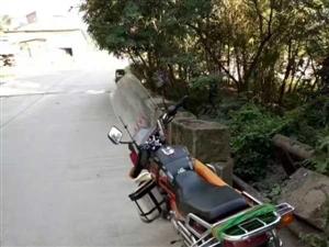 出售一辆二手家用摩托车,有需要的联系我